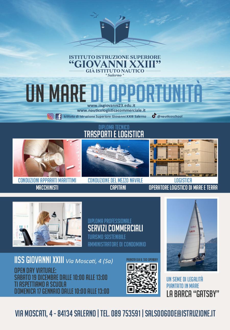 IT Orientamento I.I.S. Giovanni XXIII di Salerno